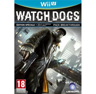 Watch Dogs Edition Spéciale Fnac Wii U - Nintendo Wii U