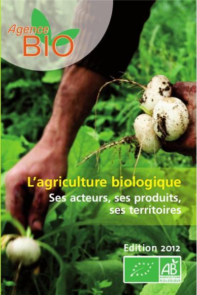 L'agriculture biologique : chiffres clés