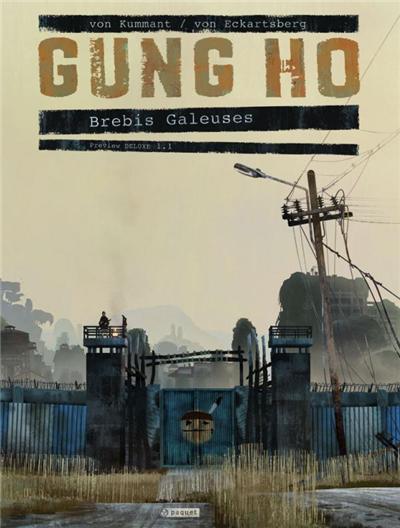 Gung Ho Tome 1.1