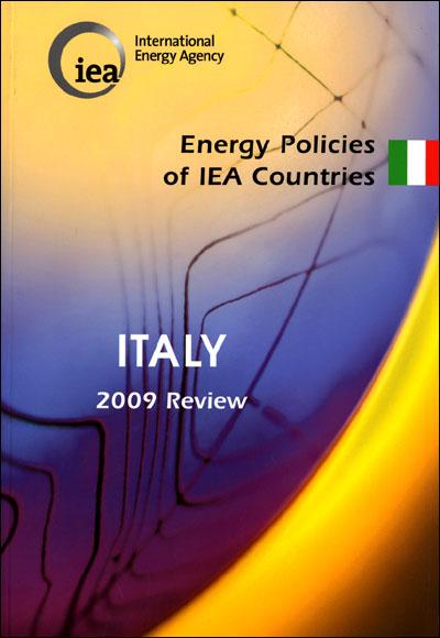 Energy policies of iea countri