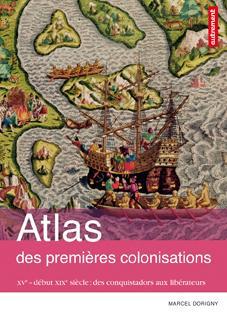 Atlas de la première colonisation