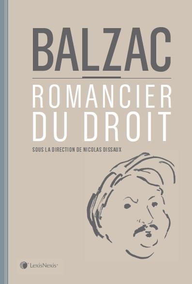 Balzac, romancier du droit