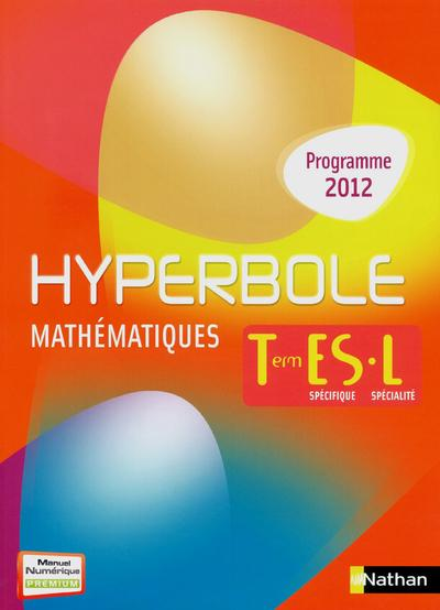 Hyperbole term es.l maths spec