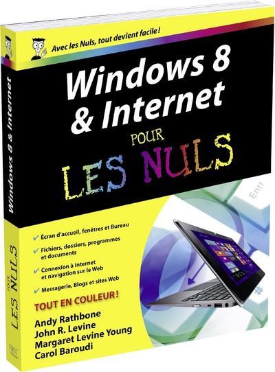 Windows 8 et Internet Pour les nuls