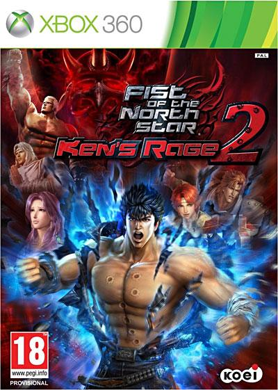 Fist Of The North Star - Ken's Rage 2 - Xbox 360