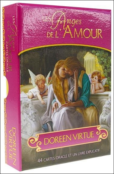Les anges de l amour, cartes oracle coffret - Doreen Virtue - Achat Livre    fnac 311d00364e17