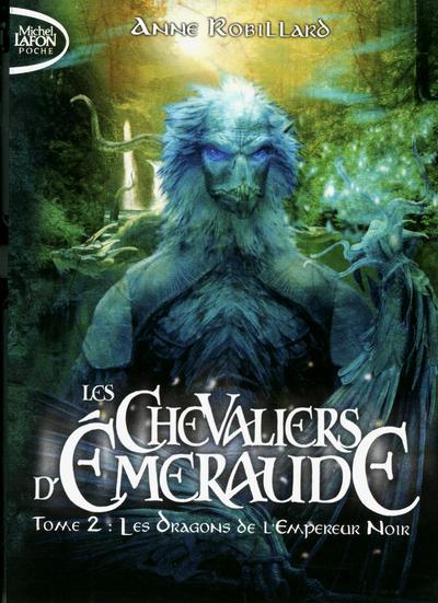 Les Chevaliers d'Emeraude T02 Les dragons de l'empereur noir