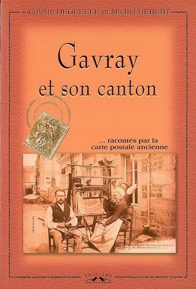 Gavray et son canton