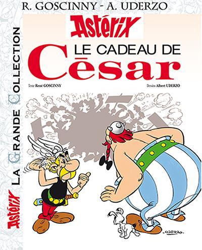 Astérix La Grande Collection - Le cadeau de César