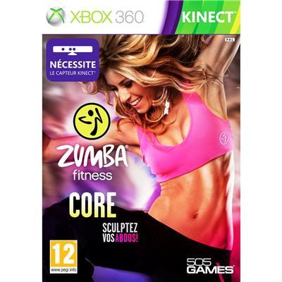Zumba Fitness Core : Sculptez vos abdos ! - Xbox 360