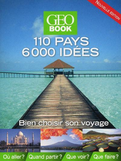 Géobook 110 pays 6000 idées