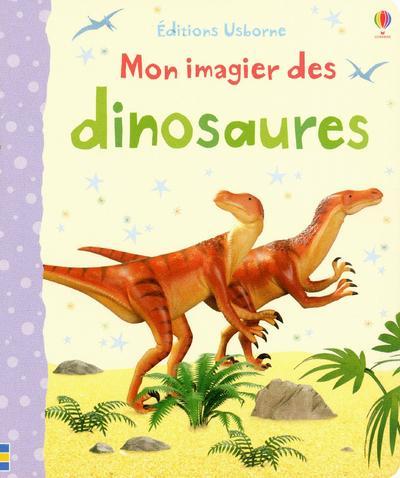 Mon imagier les dinosaures