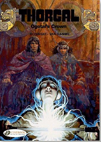 Thorgal - tome 13 Ogotai's Crown