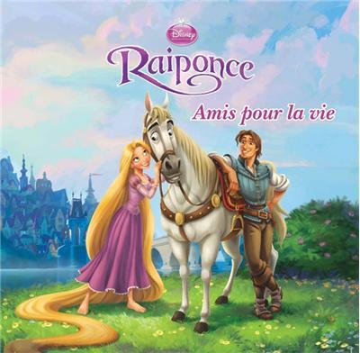 Disney Princesses -  : Raiponce, Amis pour la vie, Disney Monde Enchanté