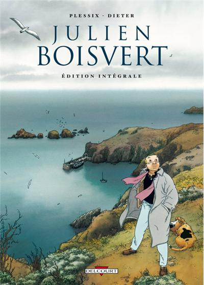 Julien Boisvert - Intégrale T1 à
