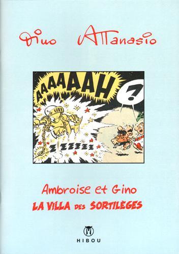Ambroise et Gino, la villa des sortillèges