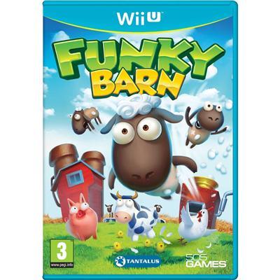 Funky Barn Wii U - Nintendo Wii U