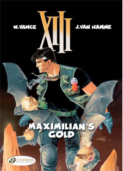 XIII - tome 16 Maximillian's Gold