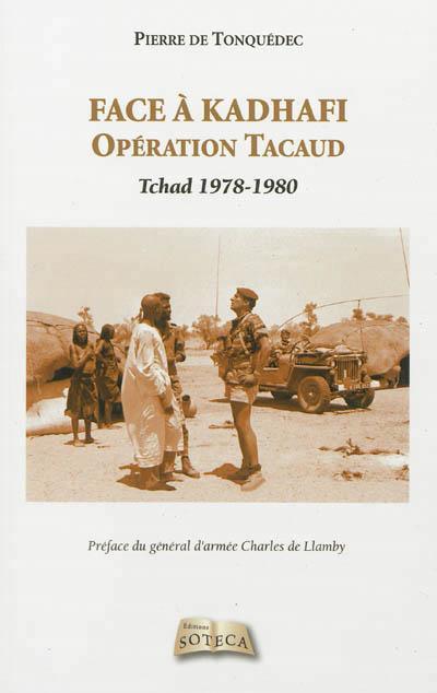 Face a kadhafi - operation tacaud