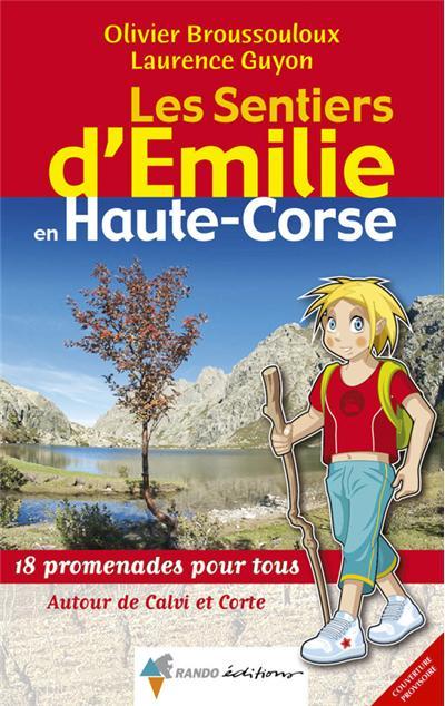 Les sentiers d'Emilie en Haute-Corse