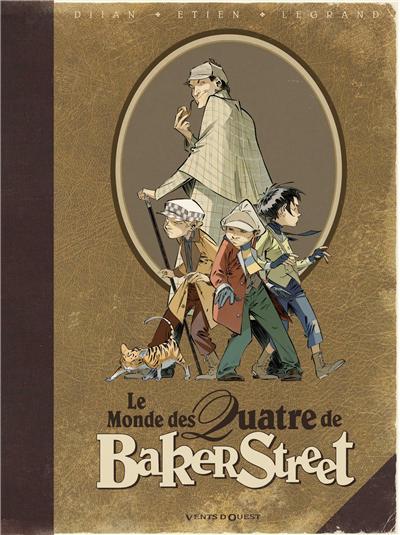 Le Monde des Quatre de Baker Street