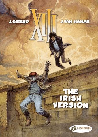 XIII - tome 17 The irish version