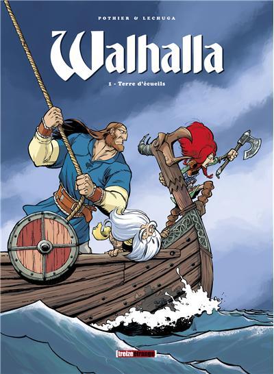 Walhalla - Tome 01 : Walhalla