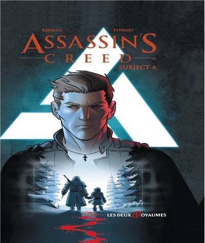 Comics Assassin's creed