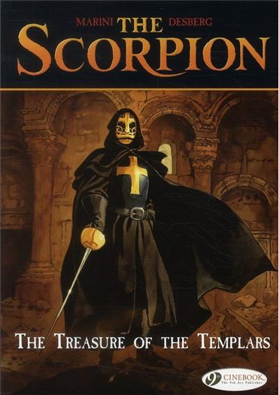 The scorpion - tome 4 The treasure of the Templars