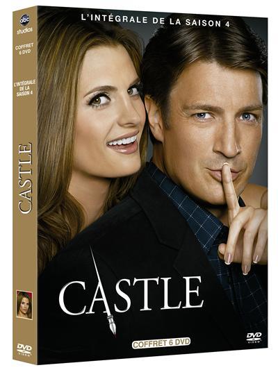 castle saison 4 coffret dvd dvd zone 2 achat prix fnac. Black Bedroom Furniture Sets. Home Design Ideas
