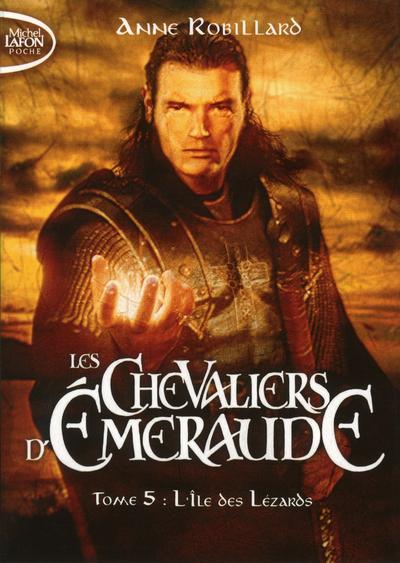 Les Chevaliers d'Emeraude T05 L'Ile des lézards