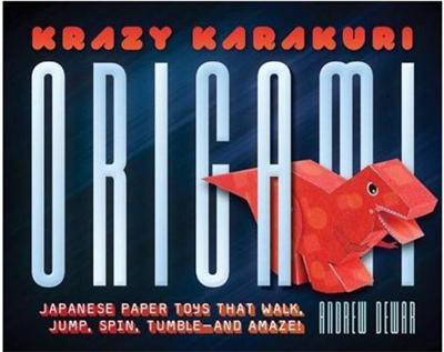 Krazy Karakuri Origami Kit
