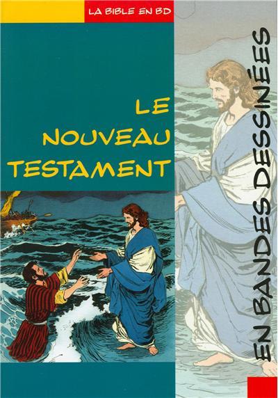 Le Nouveau Testament en bandes dessinées