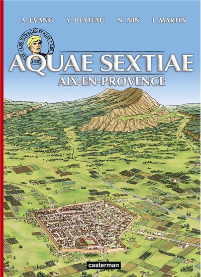 Aix-en-Provence, Aquae-Sextiae