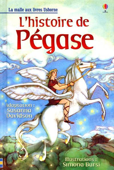 L'histoire de Pégase - la malle aux livres niveau 2