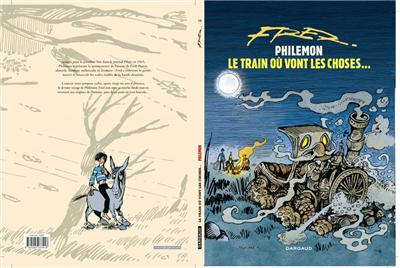 Philémon - Tome 16 : Le train où vont les choses