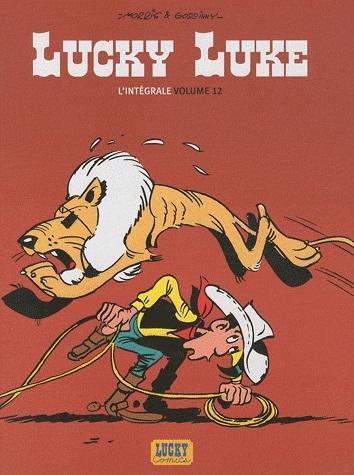 Lucky Luke - Intégrales - tome 12 - Lucky Luke Intégrale