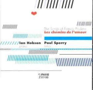 Les chemins de lamour francis poulenc cd album achat prix les chemins de lamour fandeluxe Images