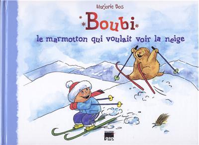 Boubi, le marmotton qui voulait voir la neige