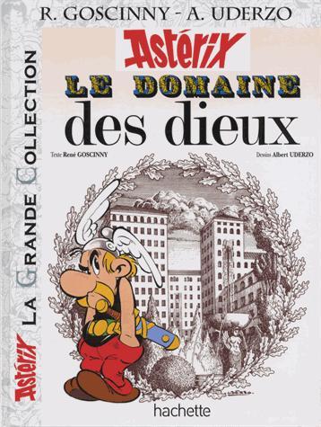 Astérix La Grande Collection - Le domaine des Dieux