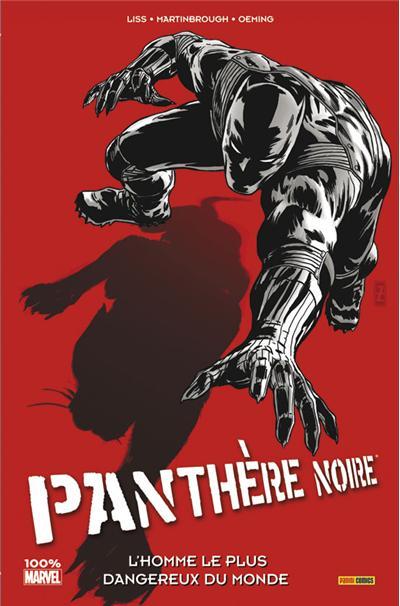 Panthère noire - Tome 03 : Panthere noire