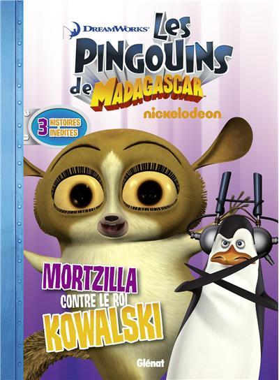 Les Pingouins de Madagascar - Tome 5 : A vos ordres commandant
