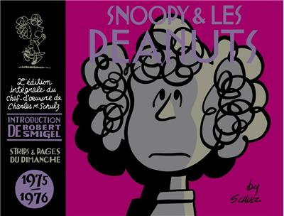 Snoopy - Intégrales - Snoopy et les Peanuts - Intégrale - tome 13 (1975-1976)