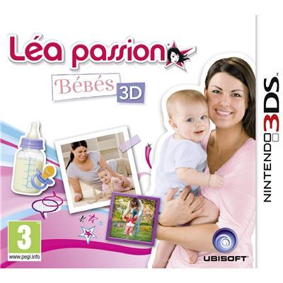 Léa Passion Bébés 3D