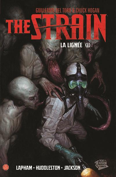 The strain : la lignee