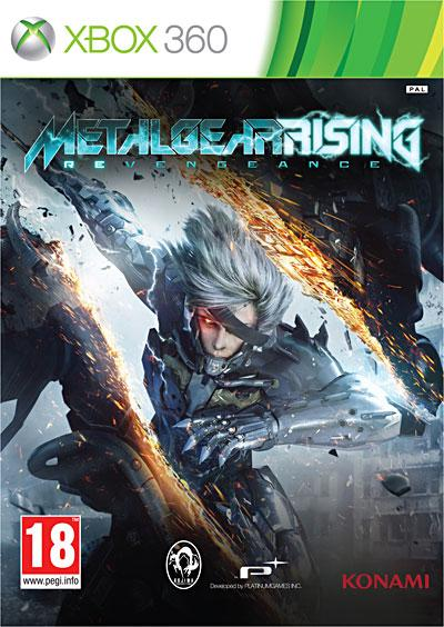 Metal Gear Rising - Revengeance - Xbox 360