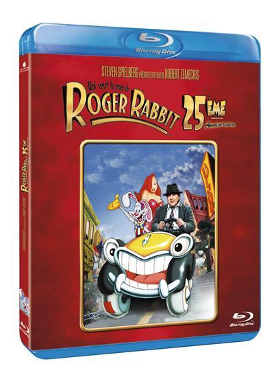Qui veut la peau de Roger Rabbit ? - Blu-Ray