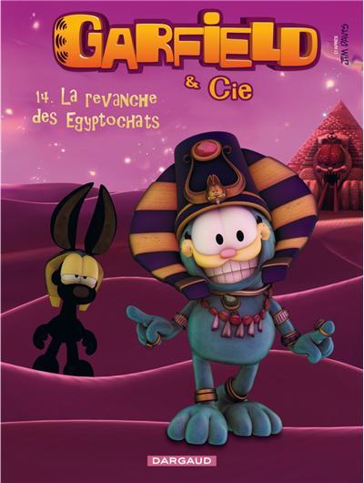 Garfield & Cie - La Revanche des Egyptochats