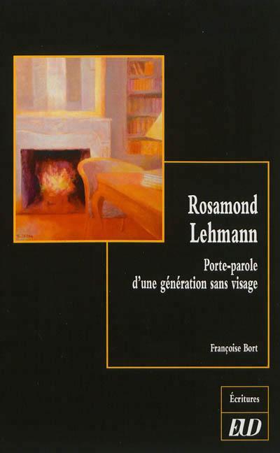 Rosamond Lehmann, porte-parole d'une génération sans visage