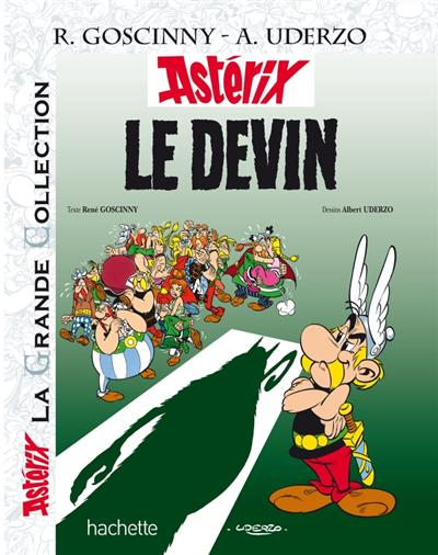 Astérix la Grande collection - Le devin